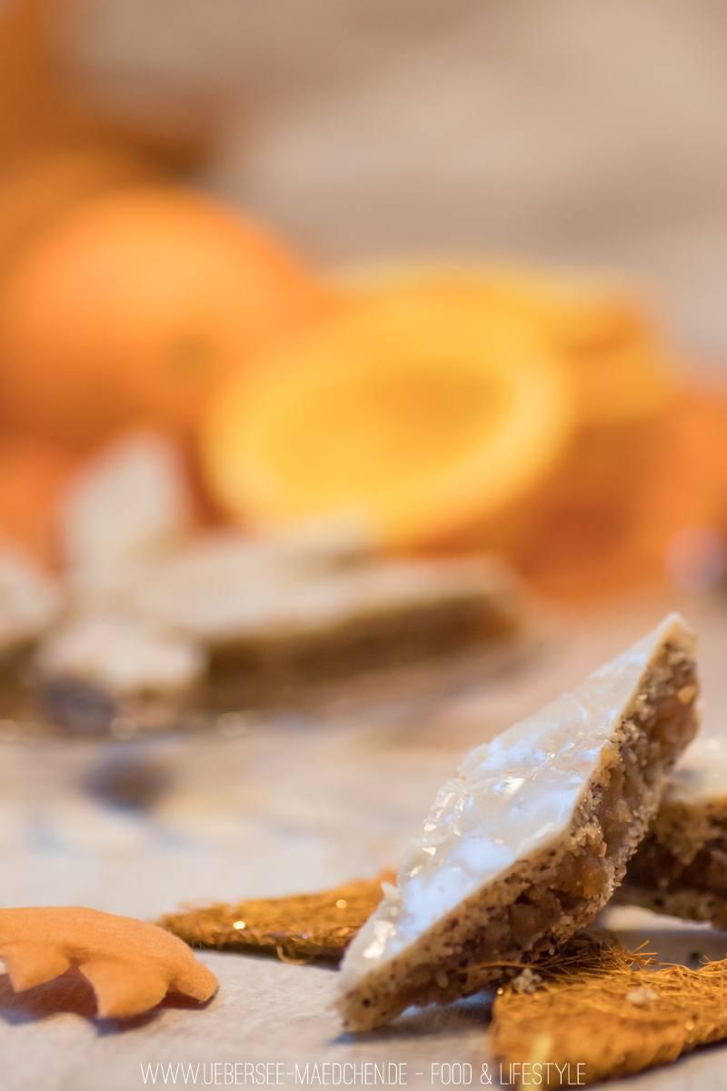 Rezept Orangen-Mohn-Kacheln aus drei Schichten