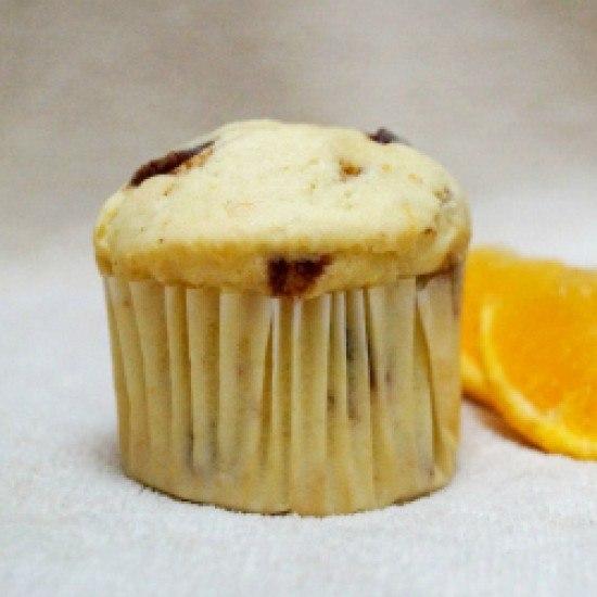 Rezept Orangen-Schoko-Muffins