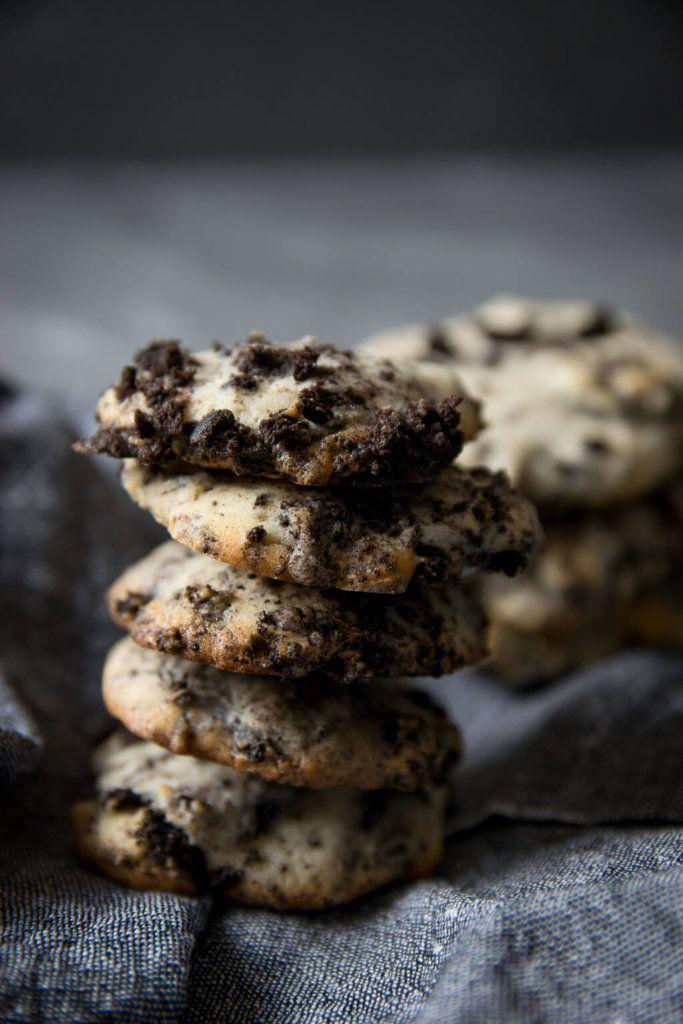 Rezept Oreo Cheesecake Cookies