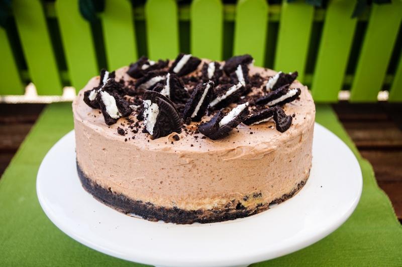 Rezept Oreo Cheesecake
