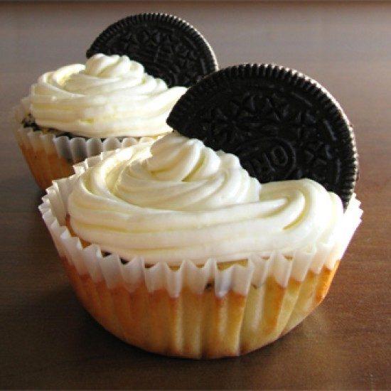Rezept Oreo-Cupcakes