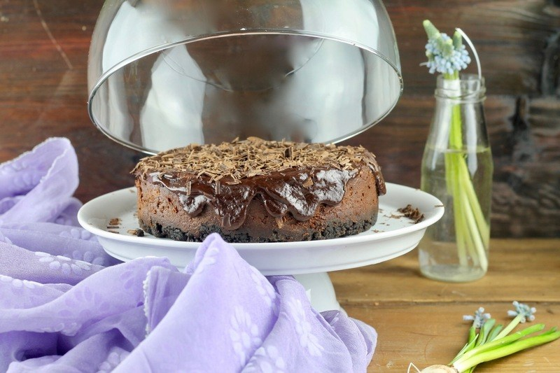 Rezept Oreo-Schoko-Cheesecake