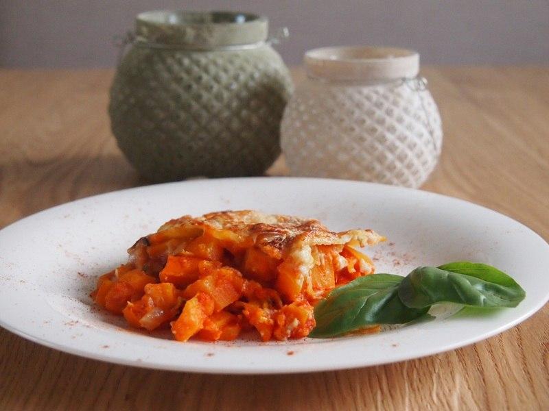 Rezept Orientalische Kürbislasagne