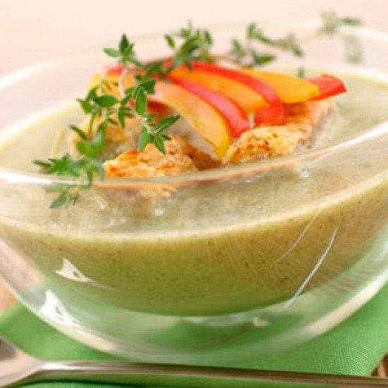 Rezept Orientalische Zucchinisuppe