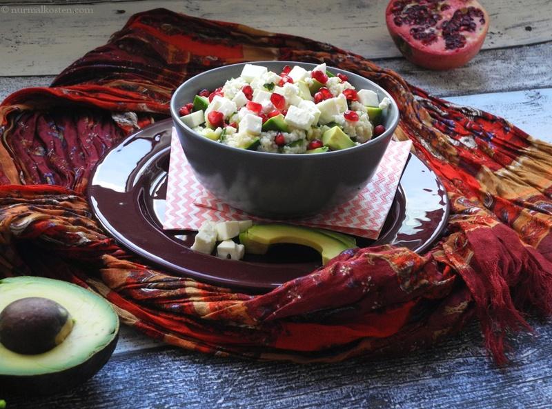 Rezept Orientalischer Couscoussalat mit Feta