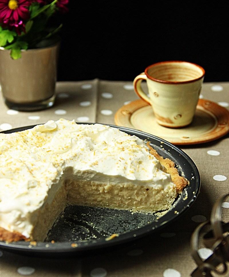 Rezept Original amerikanische Kokos Pie