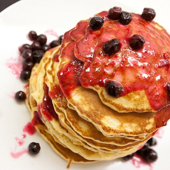 Rezept Original amerikanisches Pfannkuchen Rezept