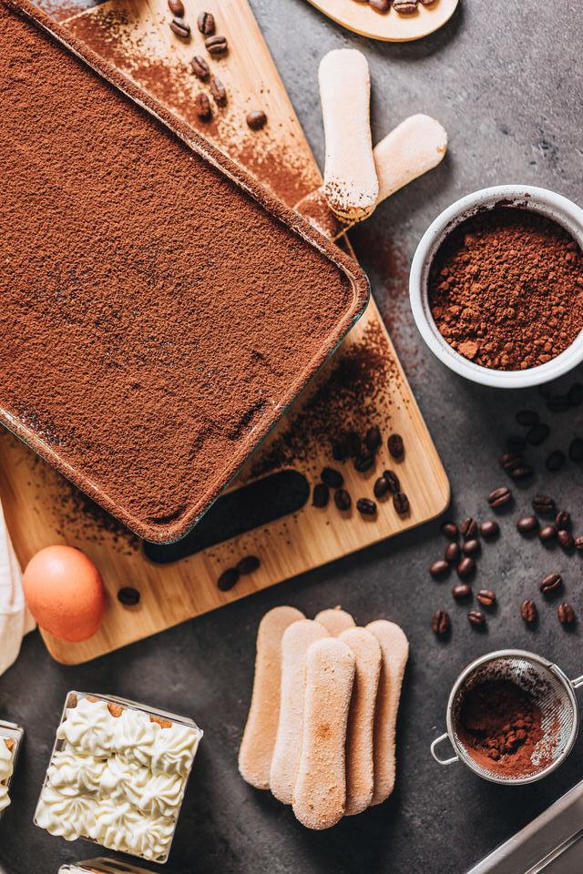 Rezept Original Tiramisu Rezept – Leckeres Dessert aus Italien
