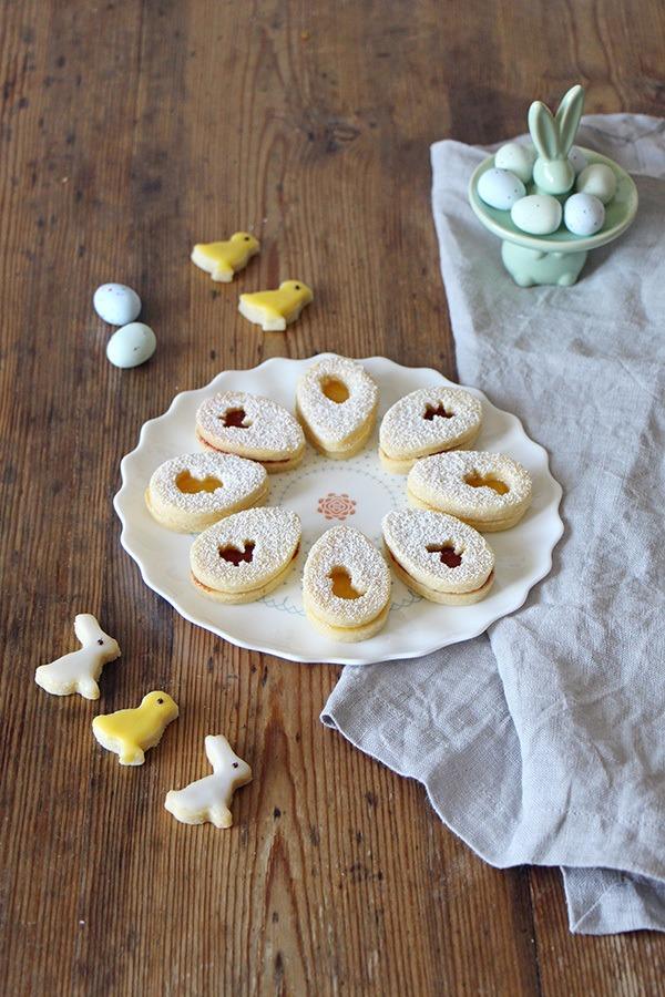 Rezept Oster-Kekse