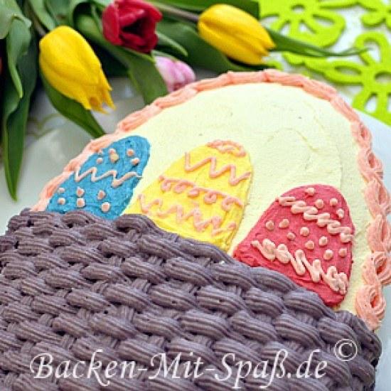 Rezept Osterei-Torte