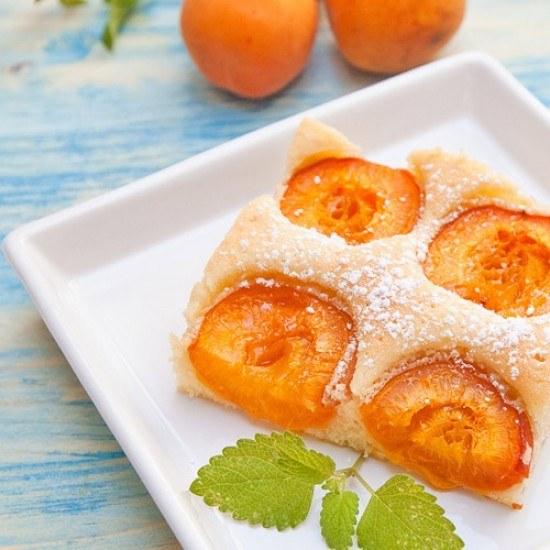 Rezept Österreichischer Marillenkuchen Rezept