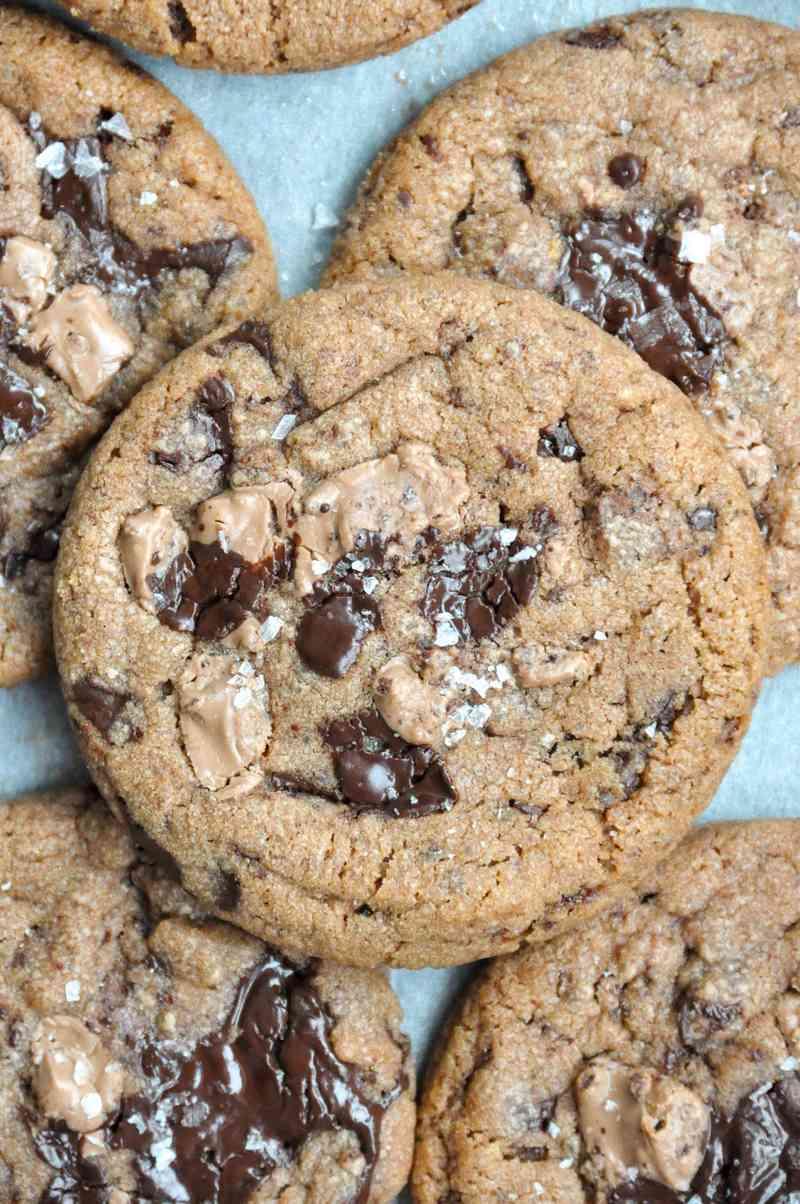 Rezept Ovo Crunchy Chunky Chocolate Cookies