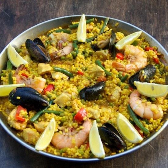 Rezept Paella