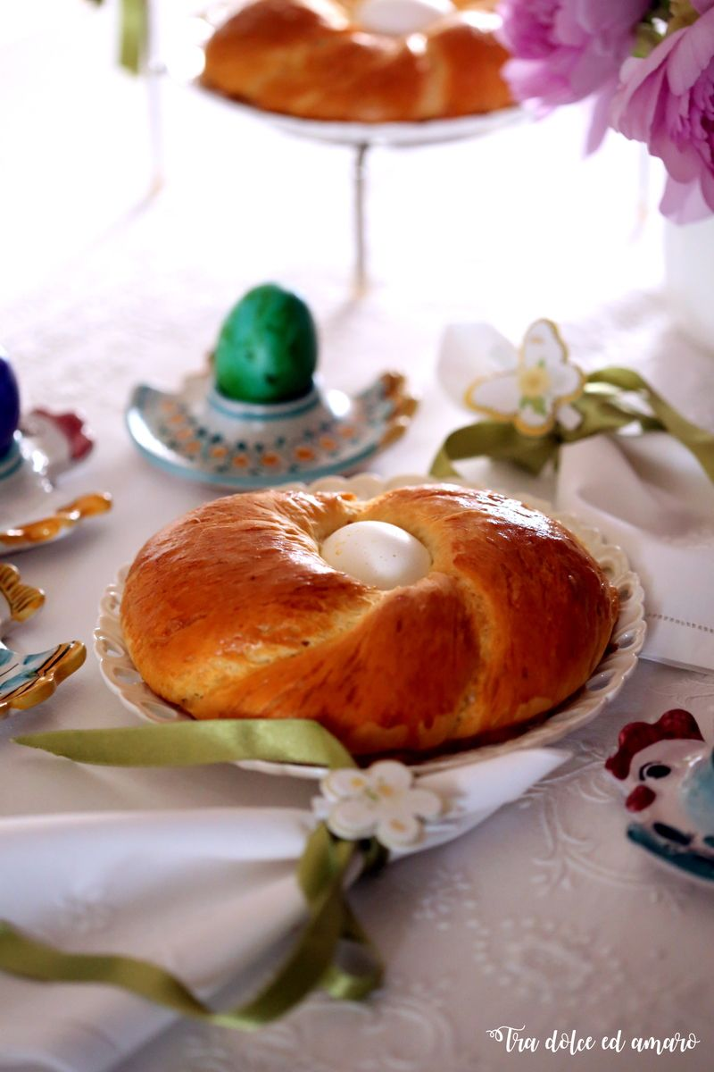 Rezept Pagnotelle di Pasqua