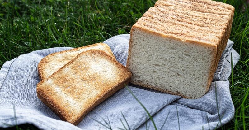 Rezept Pain de Mie - Französisches Toastbrot