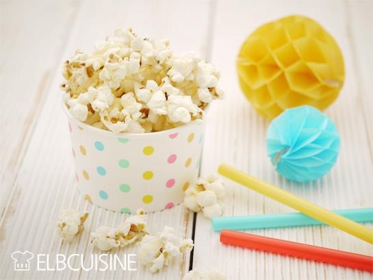Rezept Party-Popcorn – viel Spaß beim Feiern und frohe Weihnachten!