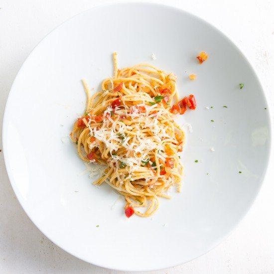Rezept Pasta alla Napolitana
