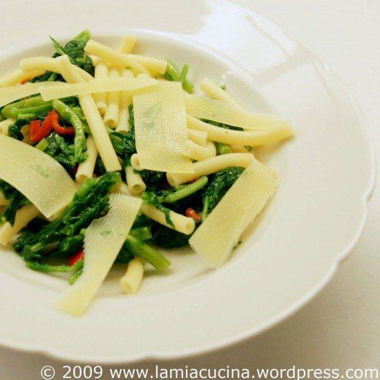 Rezept Pasta mit Brokkoletti