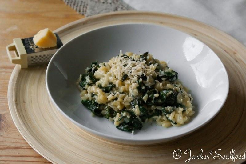 Rezept Pastasotto