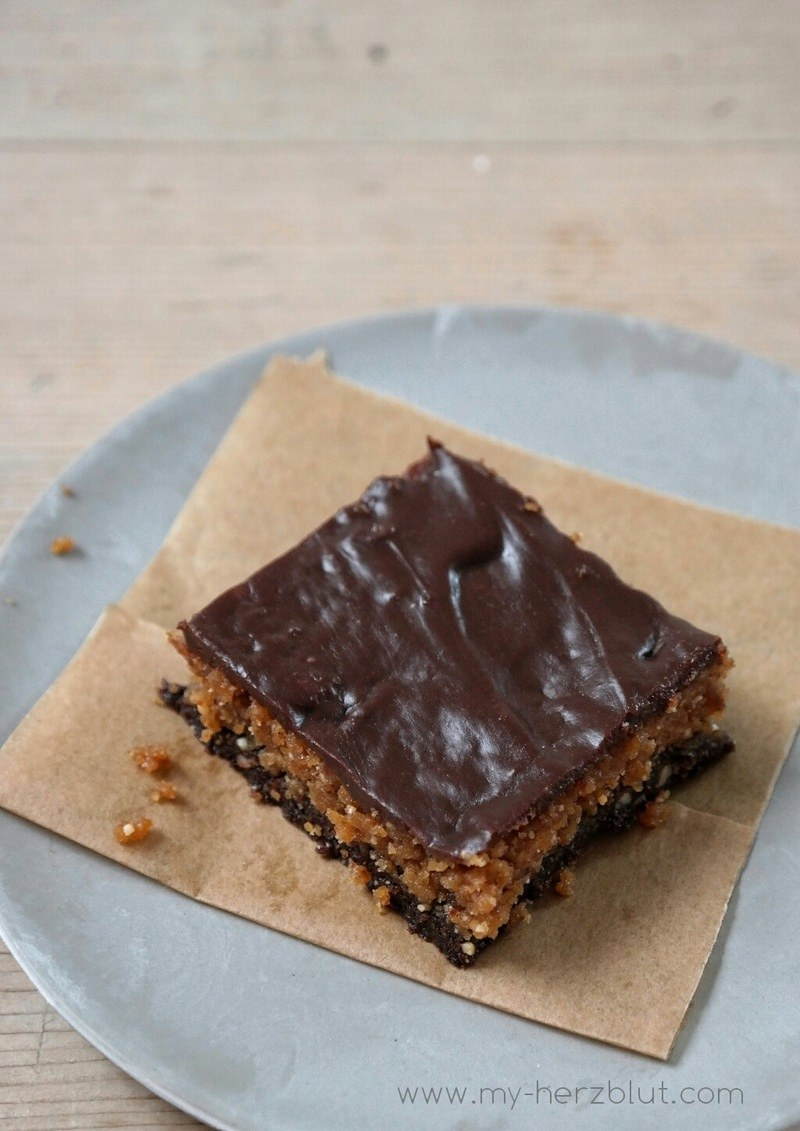 Rezept Peanut Butter Brownies