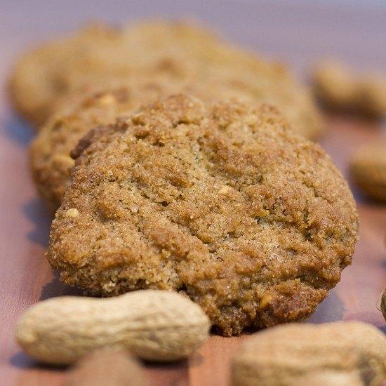 Rezept Peanut-Butter-Cookies