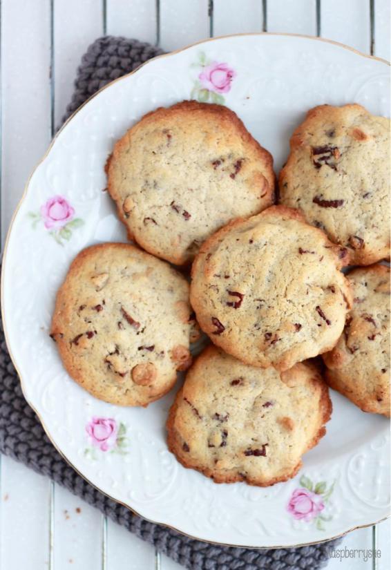 Rezept Pecan Peanut Cookies