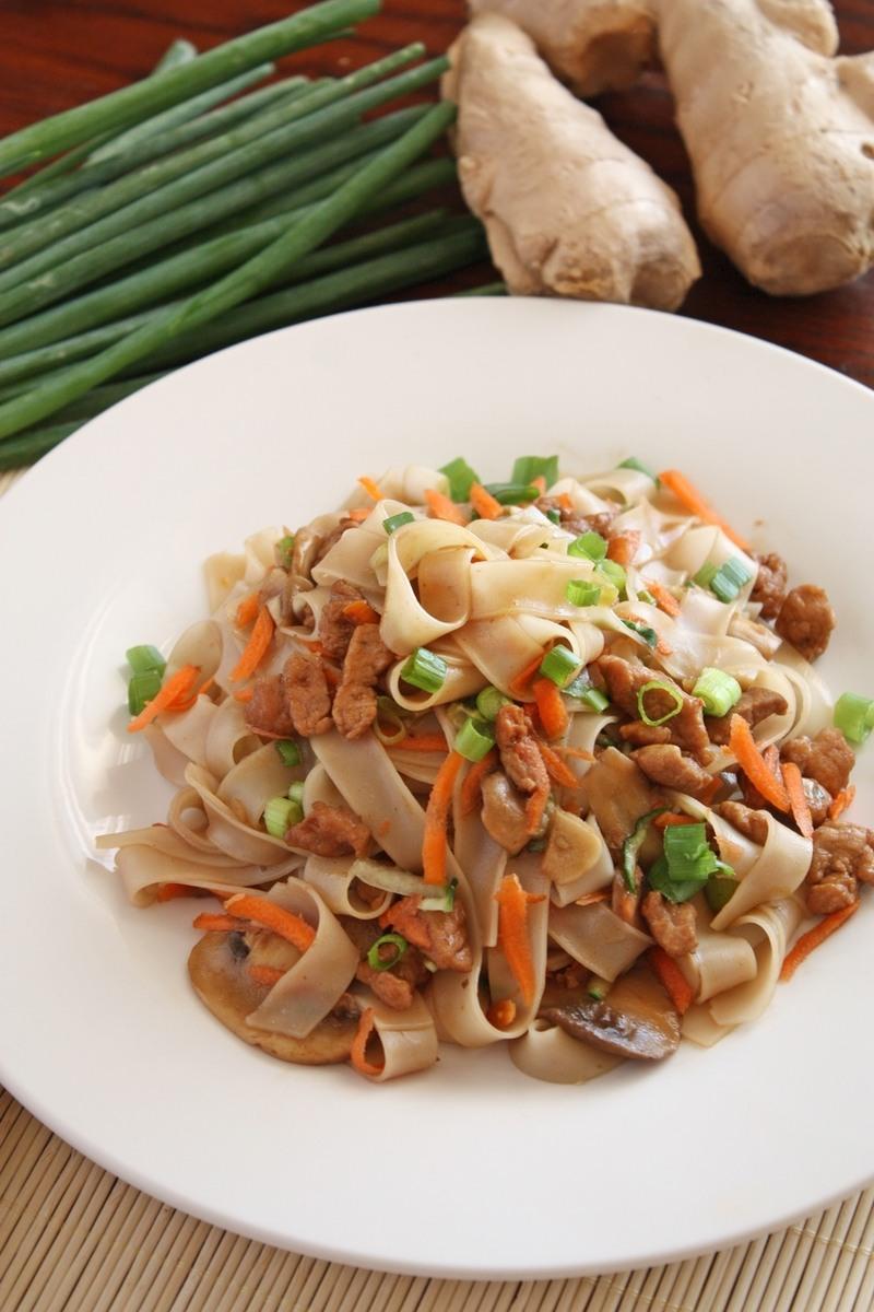 Rezept Peking Nudeln - Zha Jiang Mian