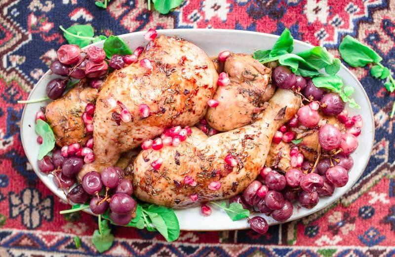 Rezept Persisches Chicken