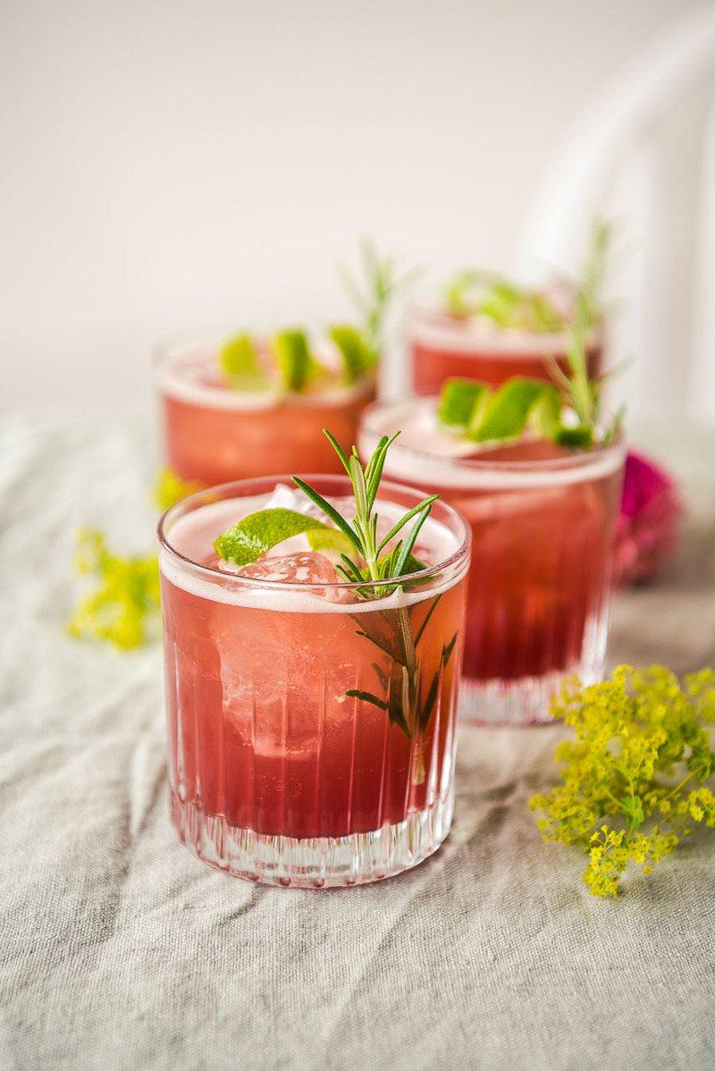 Rezept Pflaumen Mocktail