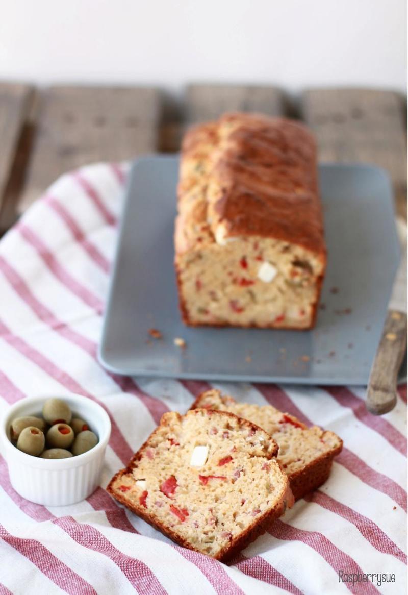 Rezept Pikantes griechisches Picknickbrot