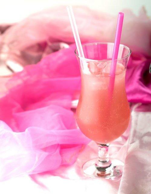 Rezept Pink Flamingo Floyd – trendiger Gin Cocktail, nicht nur für Mädchen