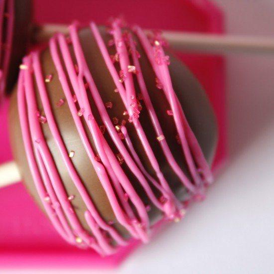 Rezept Pinke Cake Pops