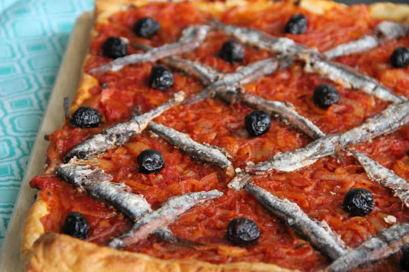 Rezept Pissaladière - die perfekte Sommerpizza
