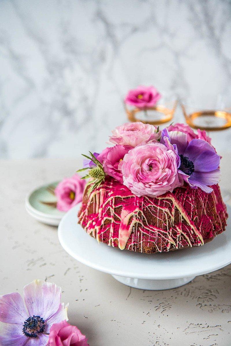 Rezept Pistazien Eierlikör Geburtstagskuchen