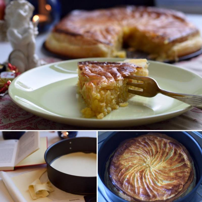 Rezept Pithiviers mit Calvados