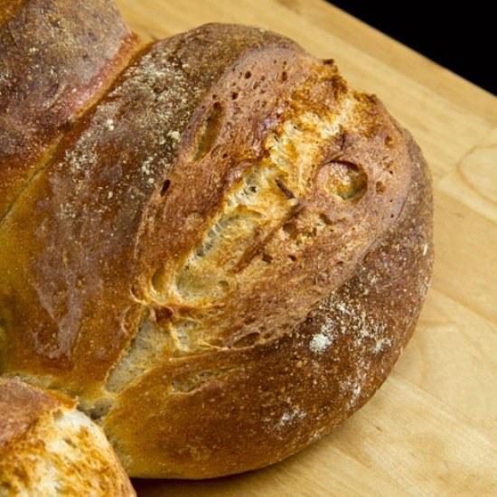 Rezept Pivný chlieb