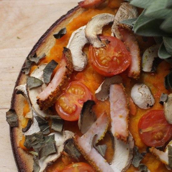 Rezept Pizza a lá Nizza