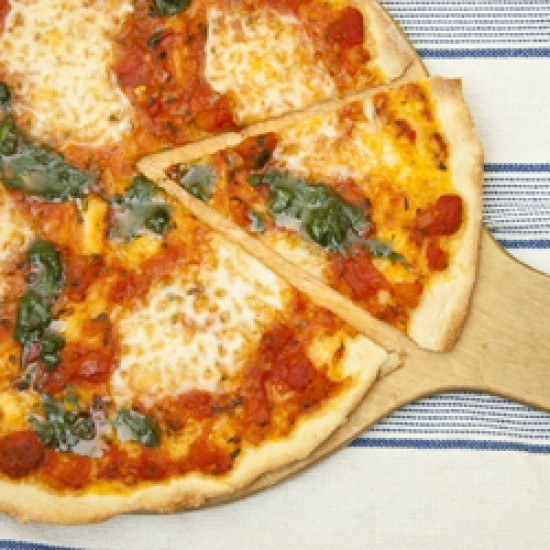 Rezept Pizza Margherita