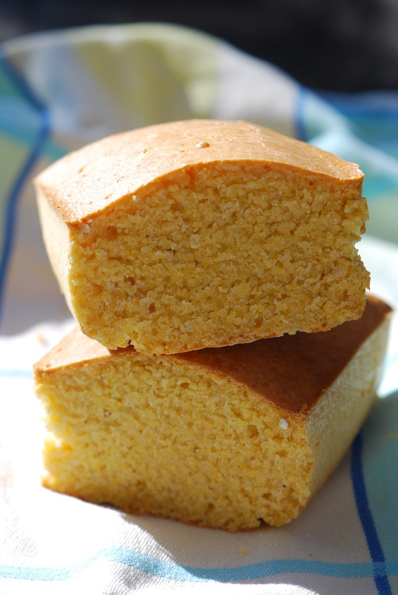 Rezept Polenta-Brot