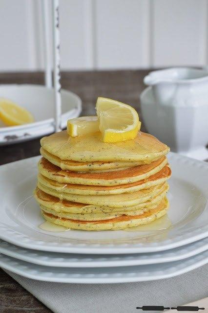 Rezept Poppy Seed Pancakes