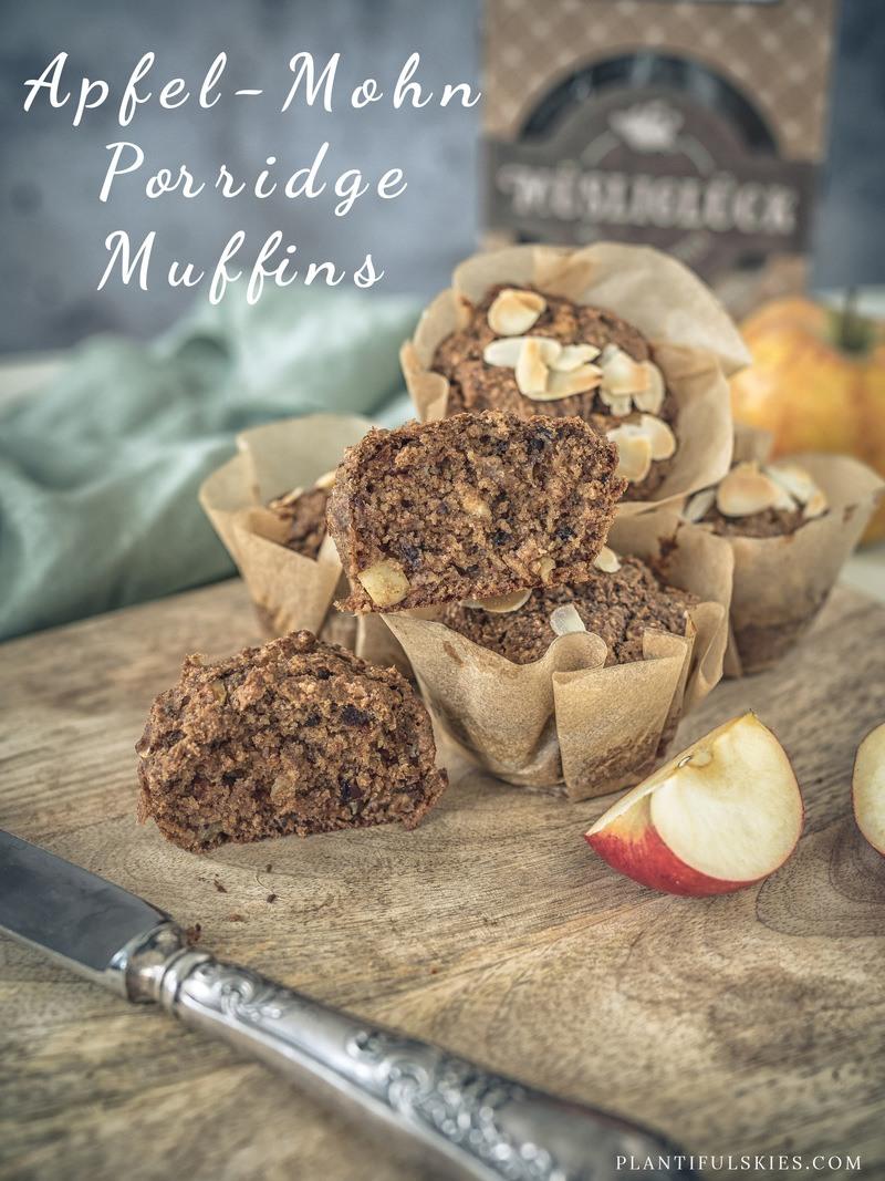 Rezept Porridge Muffins