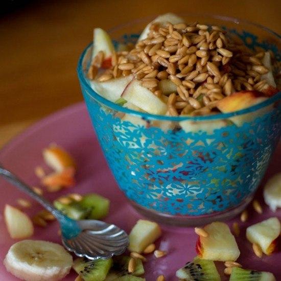 Rezept Power Frühstück