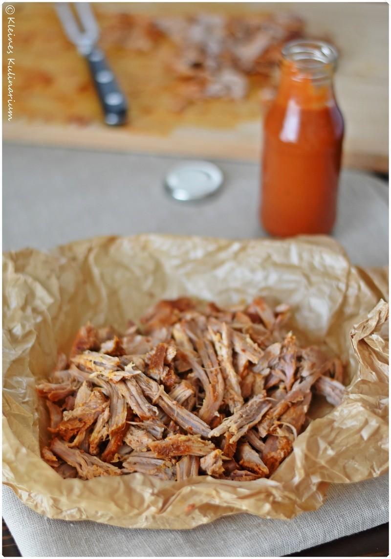 Rezept Pulled Pork aus dem Backofen
