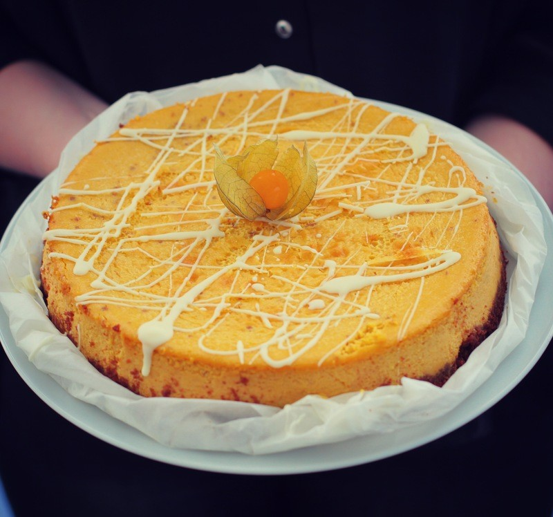 Rezept Pumpkin Cheesecake