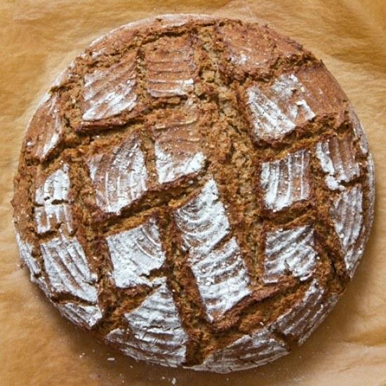 Rezept Quark-Hafer-Brot