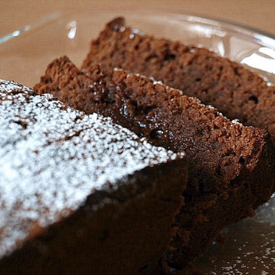 Rezept Quatre-quarts au chocolat