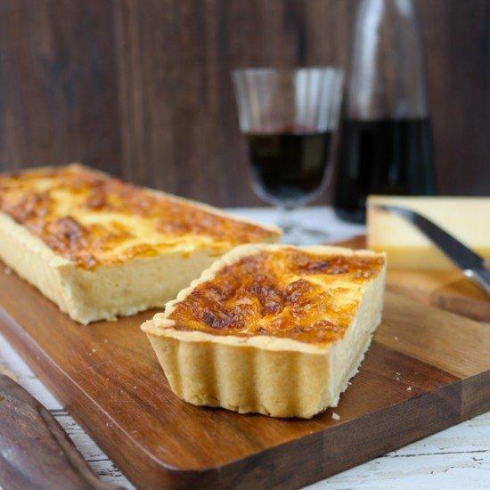 Rezept Quiche au fromage