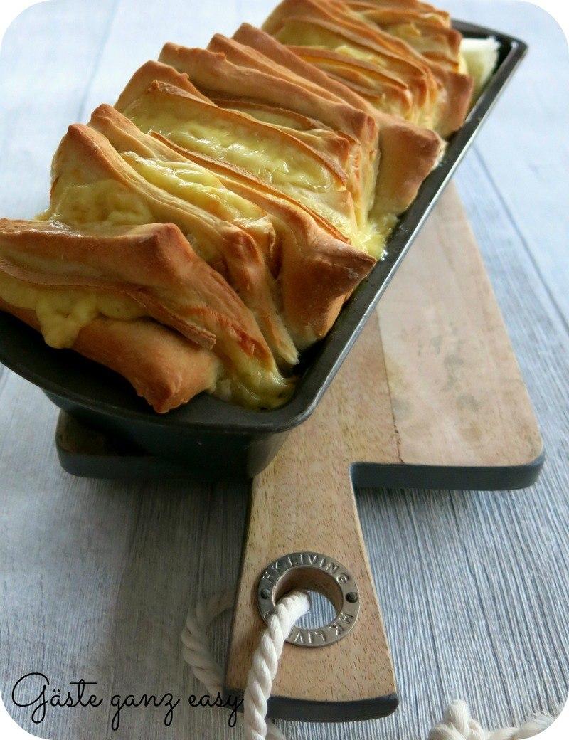 Rezept Raclettezupfbrot
