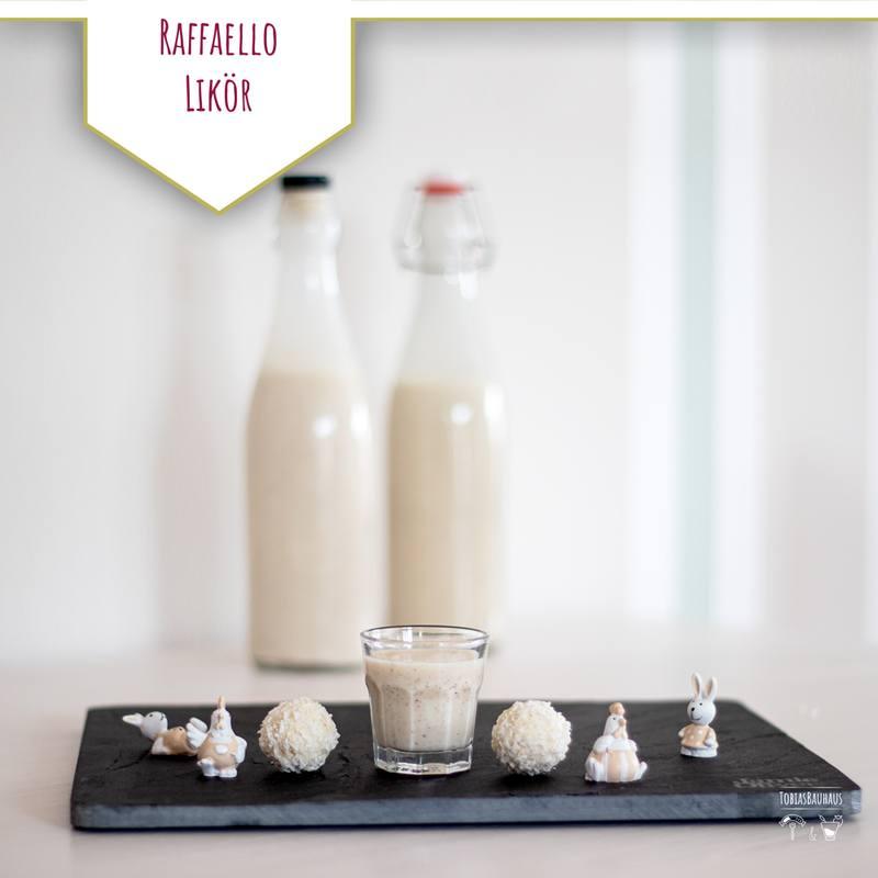 Rezept Raffaello Likör