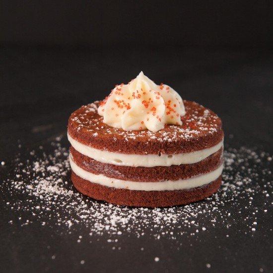 Rezept Red Velvet Mini Cakes